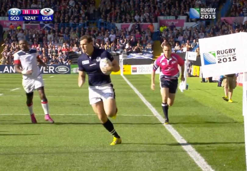 Highlights Scozia vs USA