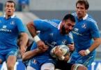 Italy v New Zealand -