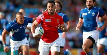 Britain Rugby WCup Namibia Tonga