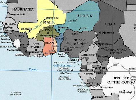 mapa bn