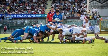 italia rugby under 20