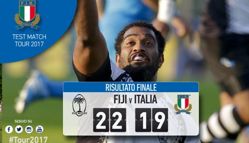 Fiji Italia rugby